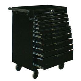 Teng Tools 10 Drawer Black Roller Cabinet TCW810NBK