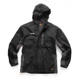 Scruffs Worker Jacket Black & Graphite