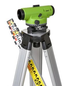 Imex LAR32 Automatic Optical Dumpy Level Kit