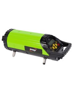 Imex PL300G Pipe Laser Level With Green Beam
