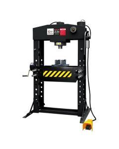 SIP 75 Ton Pnuematic / Hydraulic Shop Press