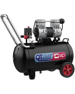 SIP QT50/10 50 Litre 1.3HP Low Noise Compressor 230v