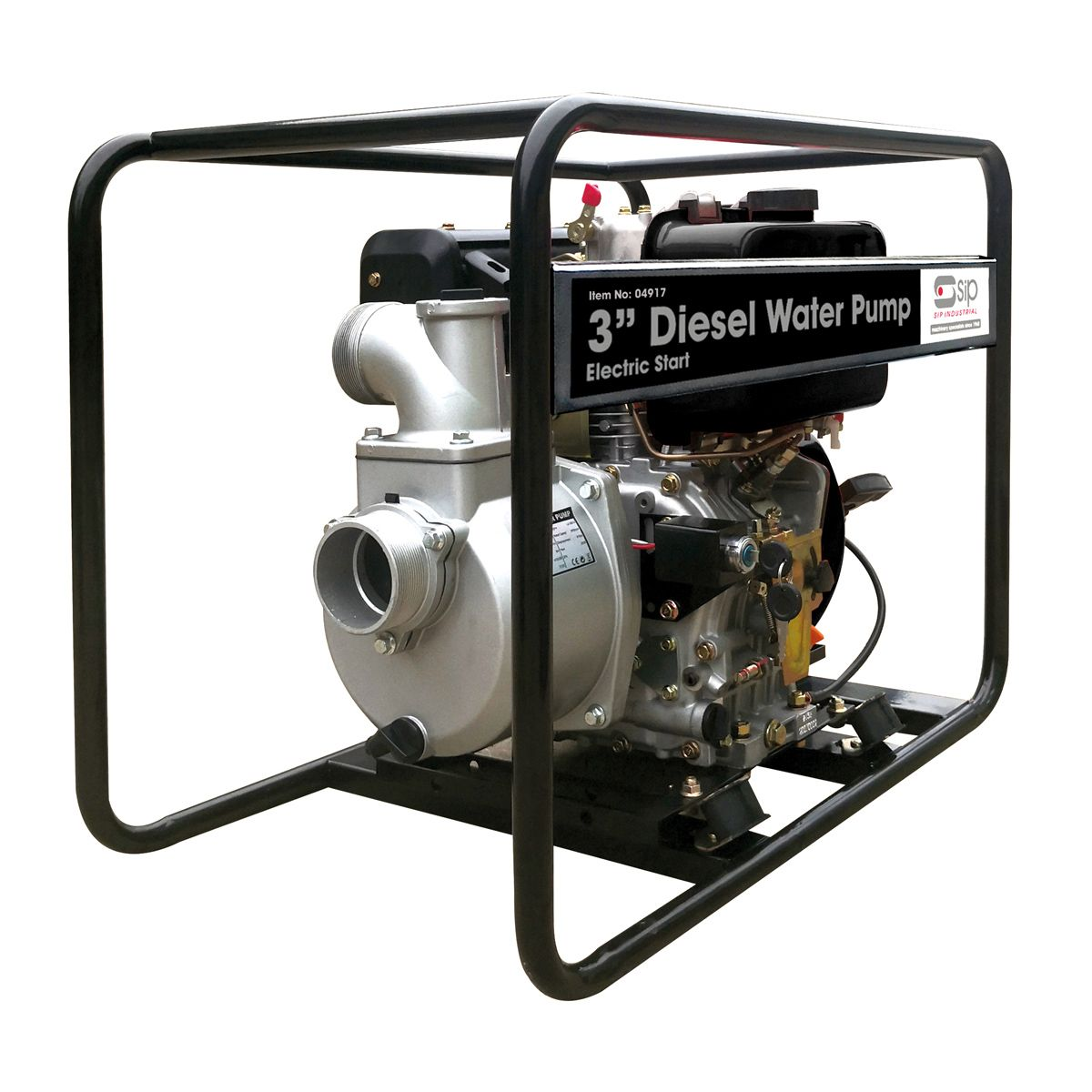 "SIP 3"" Diesel Surface Mounted Water Pump"