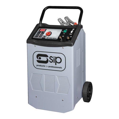 SIP Pro Startmaster PWT5000 12v 24v 55A Digital Starter Charger 230v