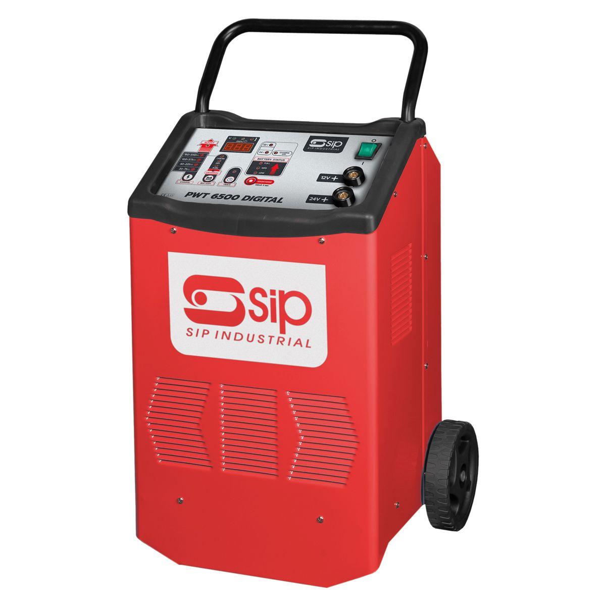 SIP Startmaster PWT6500 Starter Charger 230v