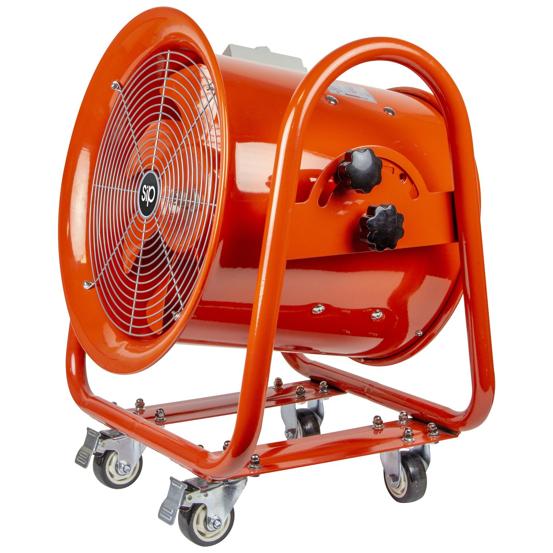 """SIP 16"""" Wheel-Mounted Ventilator 230v"""