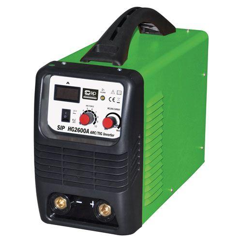 SIP Weldmate HG2600A 250 Amp Inverter Welder 230V