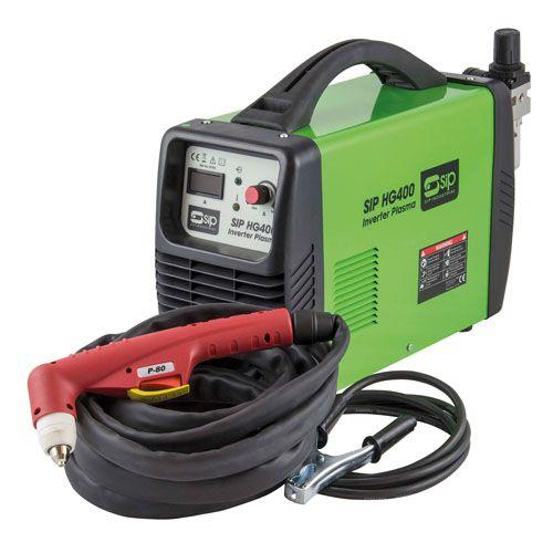 SIP HG400 Inverter 40 Amp Plasma Cutter 230V