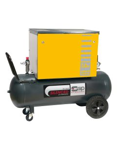 SIP Airmate B3800/3M 100 Litre 3Hp Silenced Air Compressor 230V