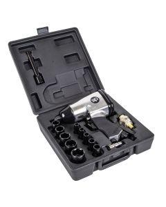 "SIP 17Pc 1/2"" Air Impact Wrench Kit"