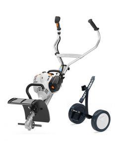 Stihl MM56 27.2cc Petrol Powerhead Multi Machine With Wheel Kit