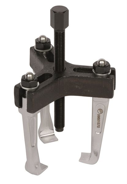 Sykes Pickavant Triple Leg Mechanical Puller Thin Jaw Leg