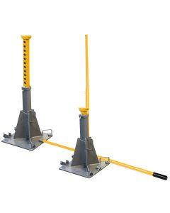 Winntec 12 Ton High-Reach Jack Stand