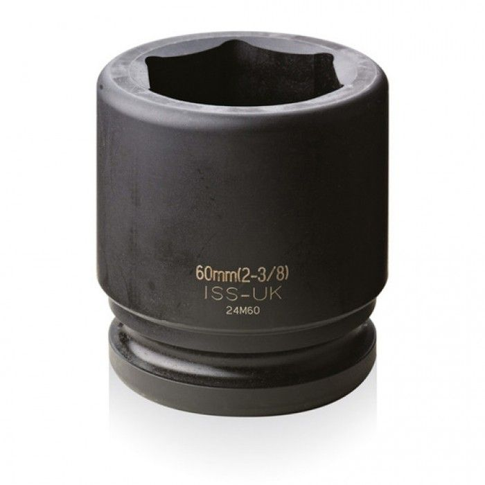 """ISS 1-1/2"""" Drive Metric 6 Point Impact Sockets"""