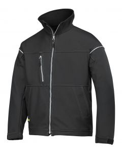 Snickers 1211 Profiling Soft Shell Jacket Black