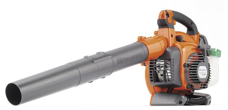 Husqvarna 125BVX 28cc Hand Held Petrol Blower / Vacuum
