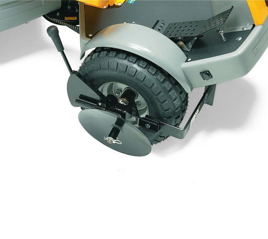 Stiga Park Pro Ride On Lawn Mower Edge Cutter 2WD 4WD