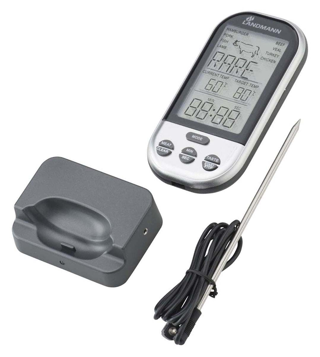 Landmann BBQ Grill Chef Digital Thermometer