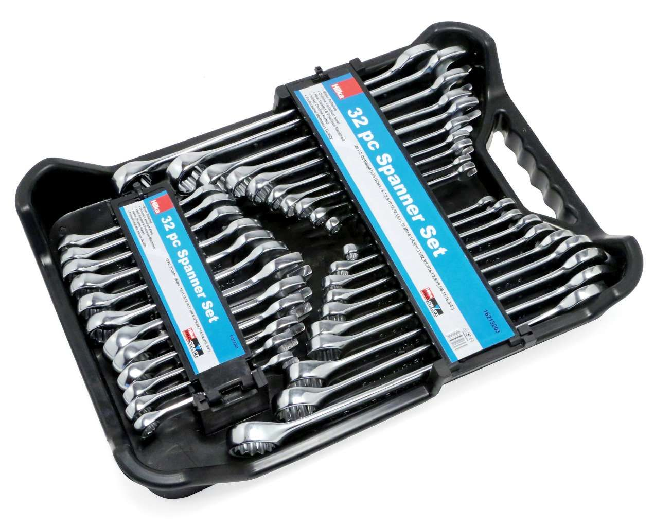 Hilka Pro Craft Combination Spanners Metric AF Pro Craft 32 Piece