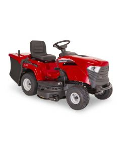 Mountfield 1638H Twin Petrol Ride On Lawn Mower 98cm
