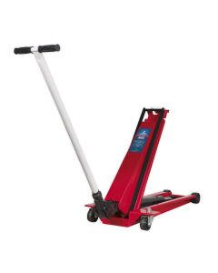 Sealey Trolley Jack 2tonne High Lift Low Entry