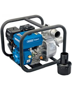 Draper Expert 1000L/Min 7HP Petrol Water Pump (80mm)