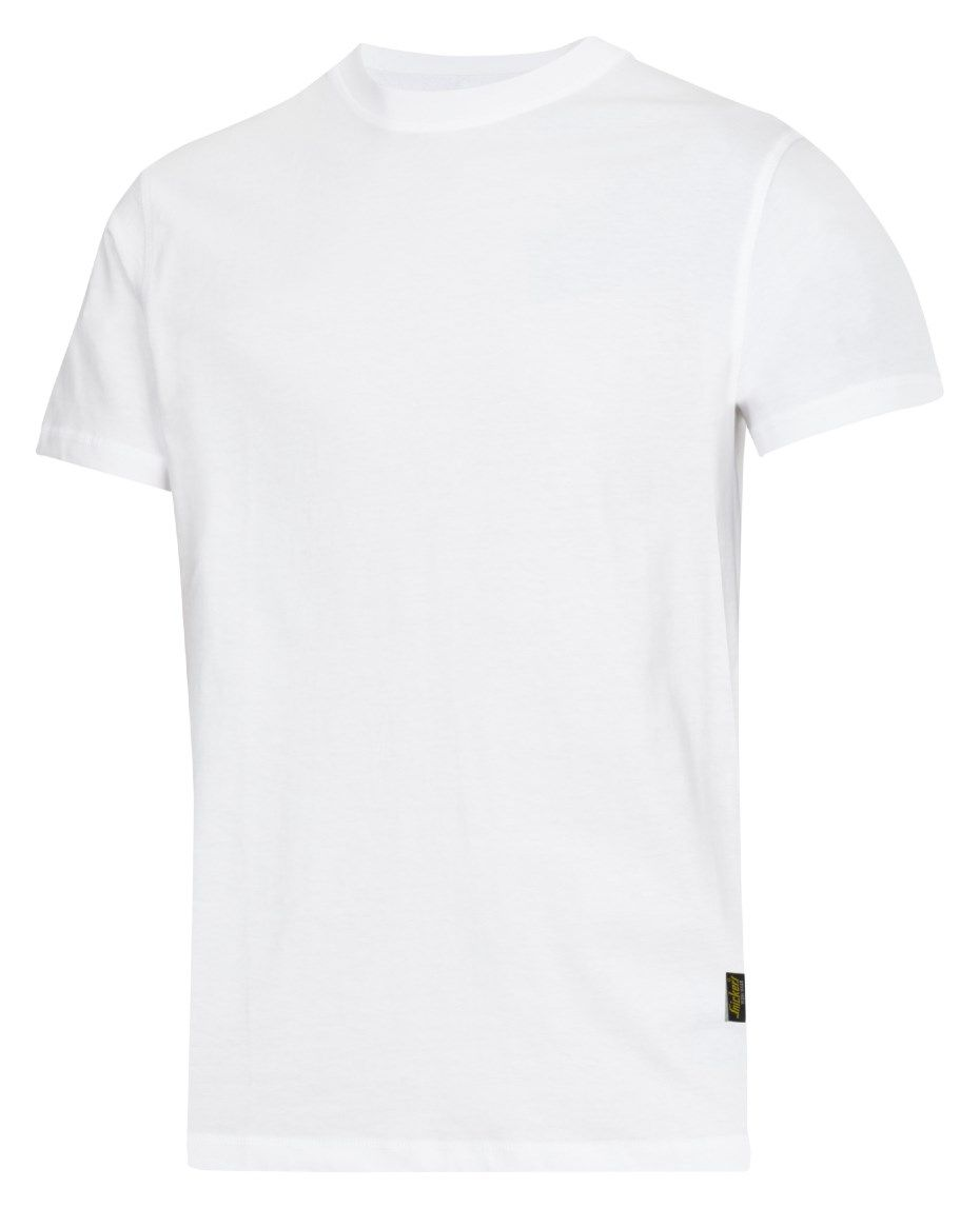 Snickers 2502 Classic T-Shirt White