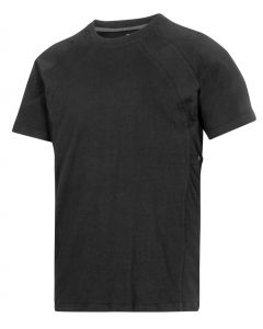 Snickers 2504 Heavy Duty T-Shirt Black