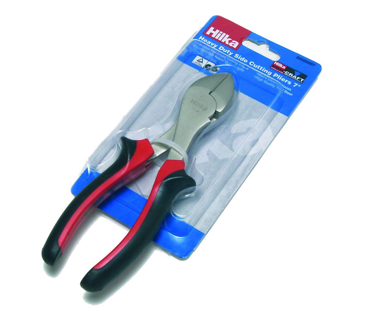 """Hilka Pro Craft 7"""" Side Cutters"""