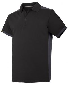 Snickers 2715 AllroundWork Polo Shirt Black