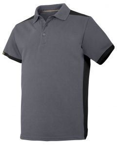 Snickers 2715 AllroundWork Polo Shirt Grey