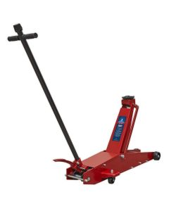 Sealey Trolley Jack 3tonne Long Reach High Lift Commercial