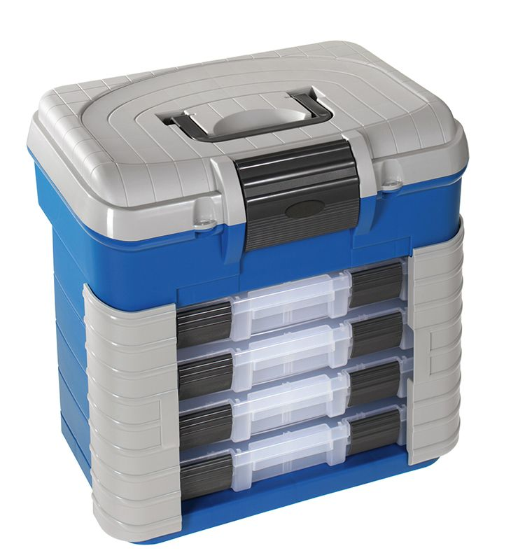 Sykes Pickavant TMPS Storage Box Blue