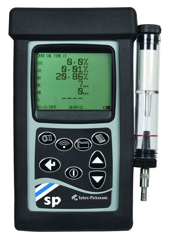 Sykes Pickavant Portable 4 Gas Analyser