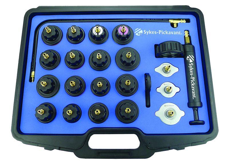 Sykes Pickavant 315 Series Cooling System Pressure Test Kit