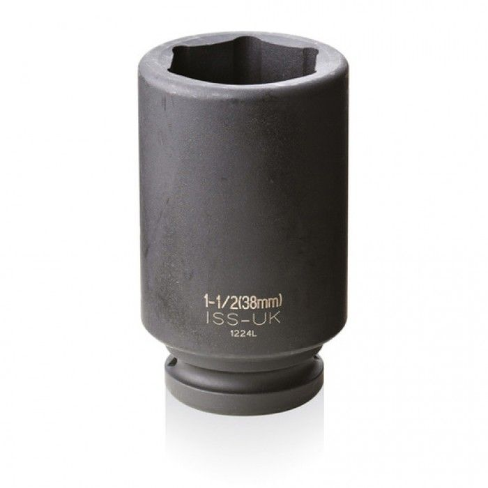 """ISS 3/4"""" Drive Imperial 6 Point Deep Impact Sockets"""