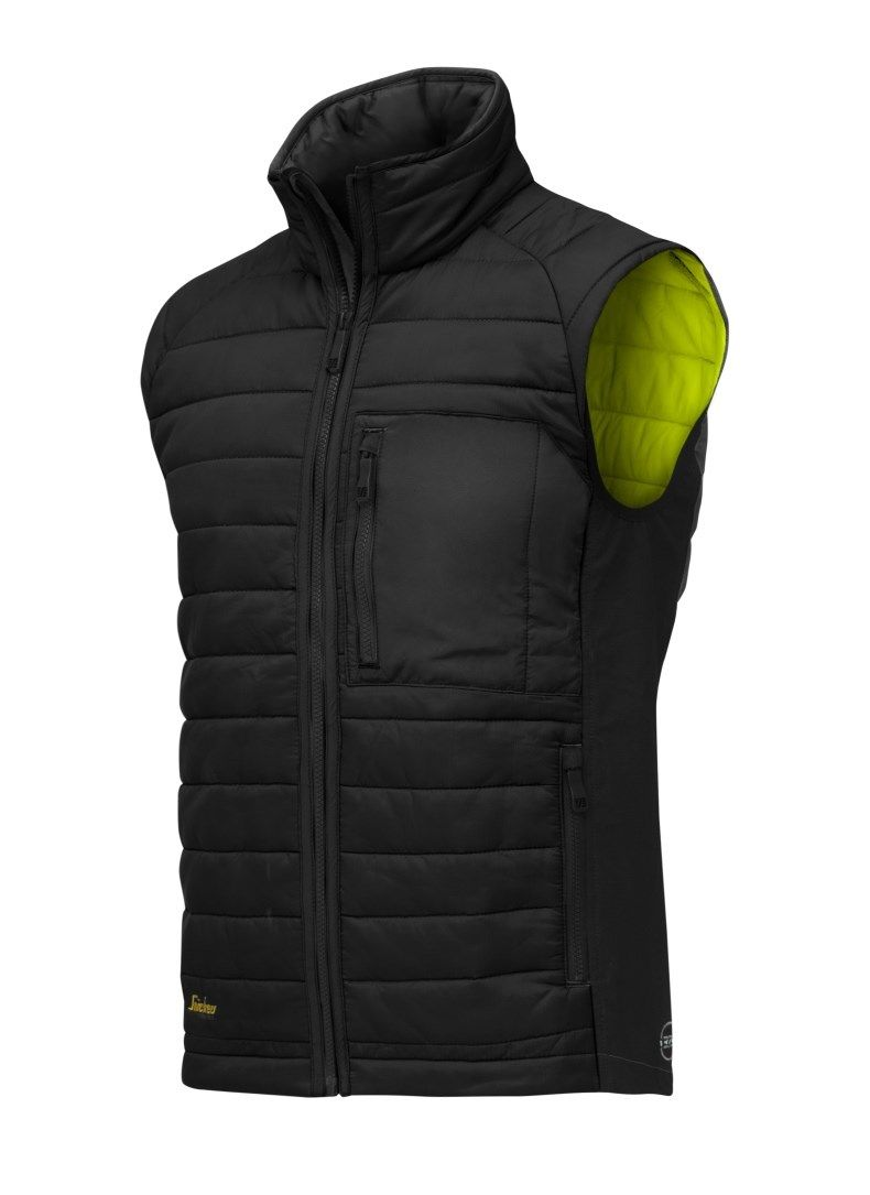 Snickers 4512 Allround Work 37.5 Insulator Vest Black
