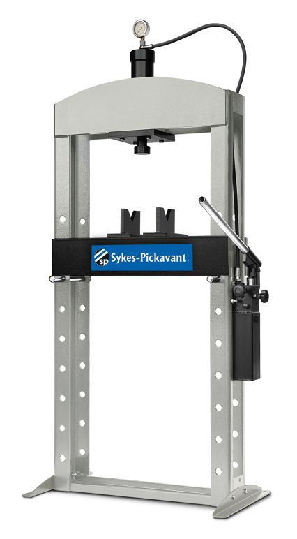 Sykes Pickavant Silver Series Hydraulic Workshop Press