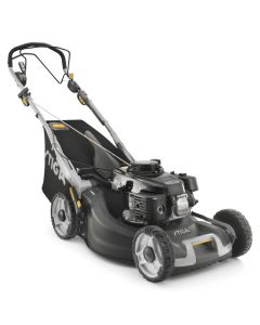 Stiga Twinclip 55SHBBC Self Propelled Petrol Lawn Mower 53cm
