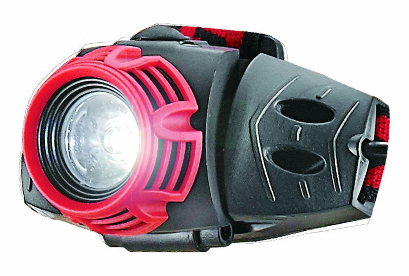 Teng Tools Steady + Flashing Cree LED Head Lamp