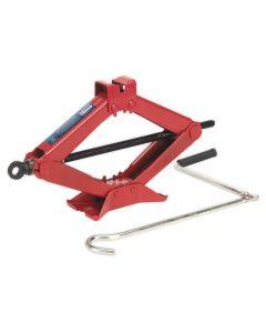 Sealey Scissor Jack Heavy-Duty 1.5tonne