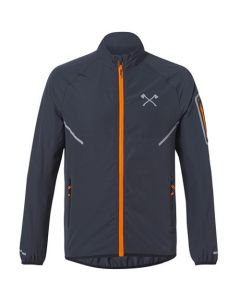 Stihl Athletic Windbreaker Jacket Grey