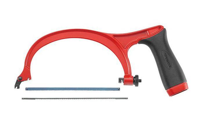 Teng Tools 2 In 1 Mini Hacksaw