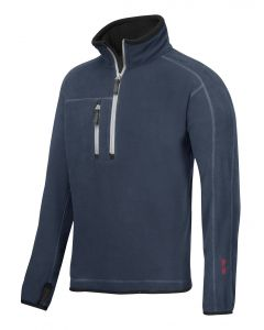 Snickers 8013 A.I.S 1/2 Zip Pullover Jumper Navy