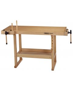 Draper Heavy Duty Carpenters Workbench (1495 x 655 x 840mm)