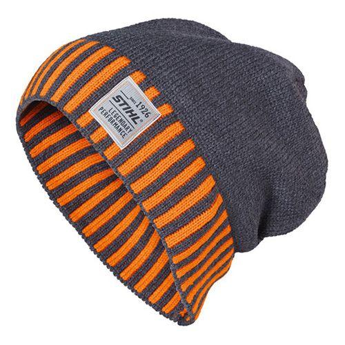 Stihl Beanie Hat Grey