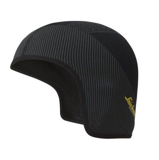 Snickers 9053 FlexiWork Seamless Helmet Liner Black