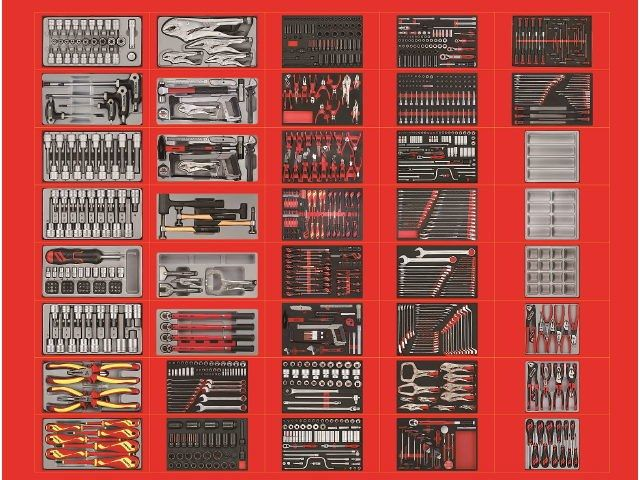Teng Tools Picture Set Stickers