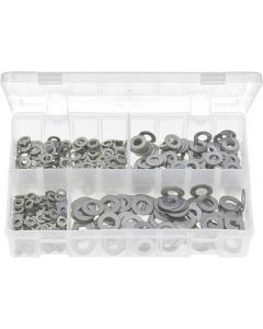 Flat Washers A2 Stainless Steel Assortment