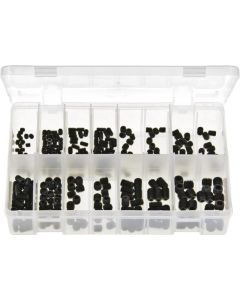 Grub Screws Black UNC BSW Assortment